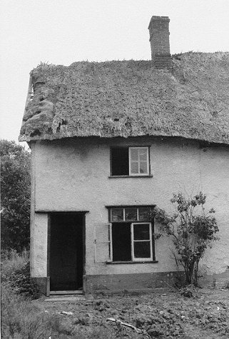 The Croft - derelict c.1950