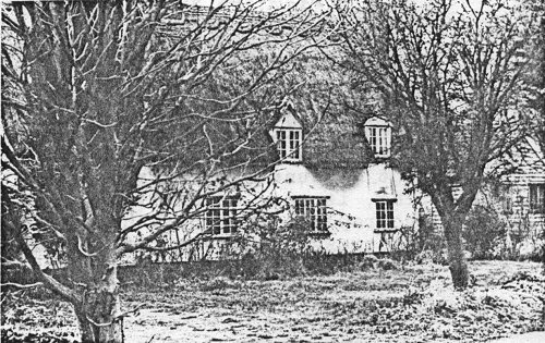 The Old Convent - as faetured in the East Anglian  Magazine in 1981