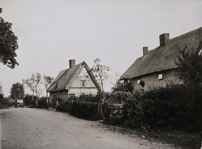 Treakles & Croft Cottages c. 1930
