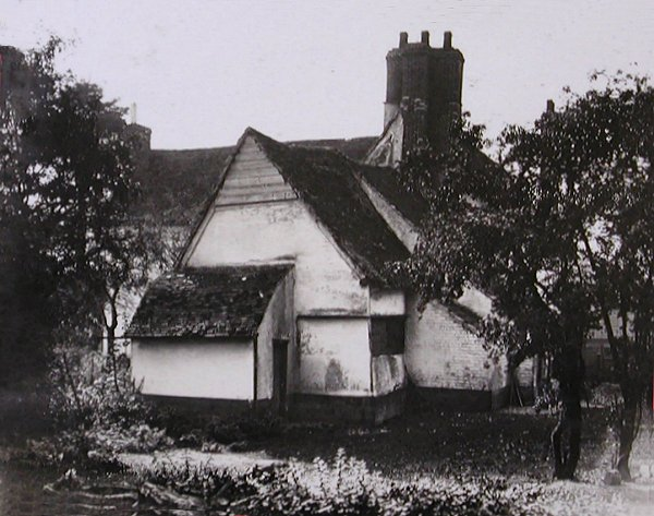 Kettlebaston Hall  c.1930