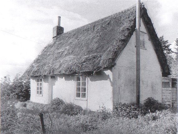 Clay Cottage?  prior to renovation & extension (copyright image)